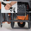 Billy Goat Force Blowers Self-propelled option