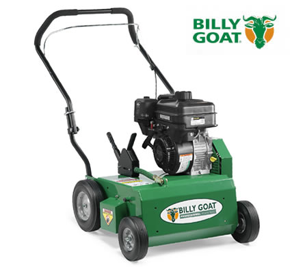 Billy Goat CR550HC Compact Power Rake
